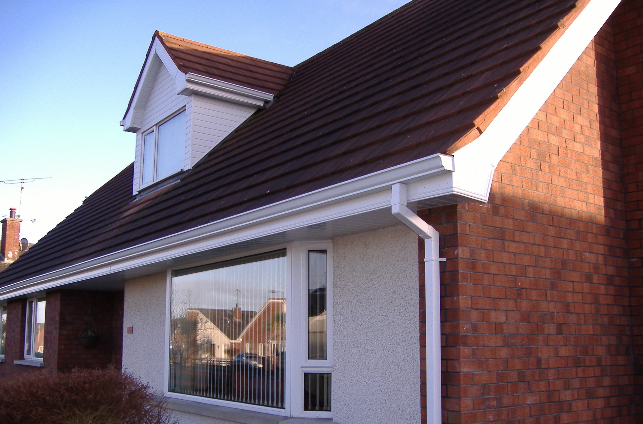Fascia And Soffit Gsm Cladding Installation